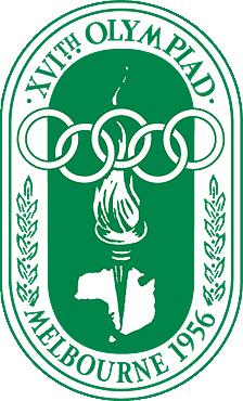 Olympic logo 1956