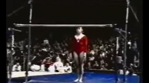 Elena Mukhina 1978 World Championships AA UB