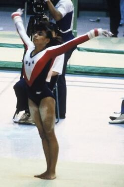 Gomez julissa 1998 world sports fair