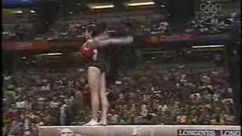Zhang Nan - 2003 Worlds AA - Balance Beam