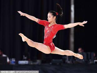 Liu jinru 2018 asian games qf