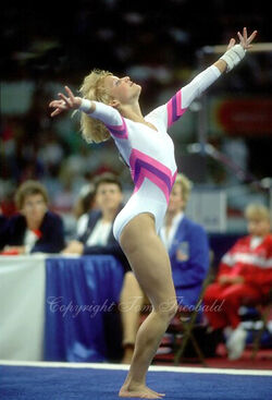 Phillips kristie 1988 us olympic trials