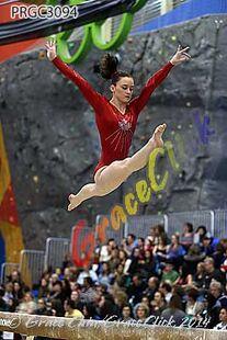 Maegan chant gymnastics wiki