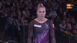 Giulia Steingruber. 2019 World Championships. AA. FX