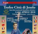 2018 City of Jesolo Trophy