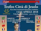 2018 City of Jesolo Trophy