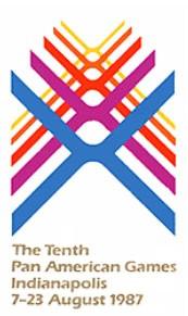 1987 Pan American Games (poster)