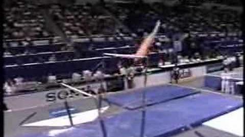 Svetlana Khorkina - 1998 Goodwill Games EF - Uneven Bars