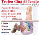 2011 City of Jesolo Trophy