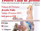 2011 City of Jesolo Trophy