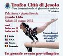 2012 City of Jesolo Trophy