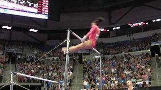Lauren Hernandez - Uneven Bars - 2016 P&G Gymnastics Championships – Sr. Women Day 1