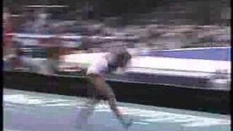 Dominique Dawes - 1996 Olympics Team Optionals - Vault 2