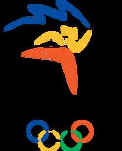 453px-Sydney 2000 Logo