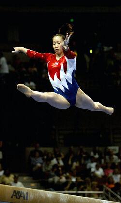 Yim tabitha 2004 olympic trials