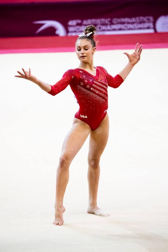 Main:Grace McCallum | Gymnastics Wiki | FANDOM powered by ...