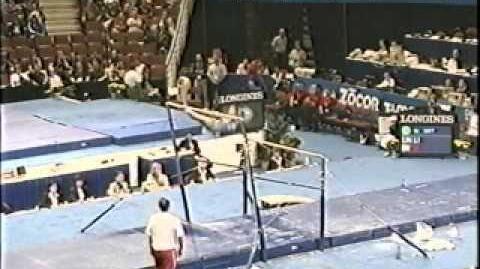 Lin Li 2003 Worlds Qualifications UB