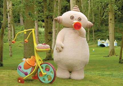 Image result for in the night gardenãMakka Pakka