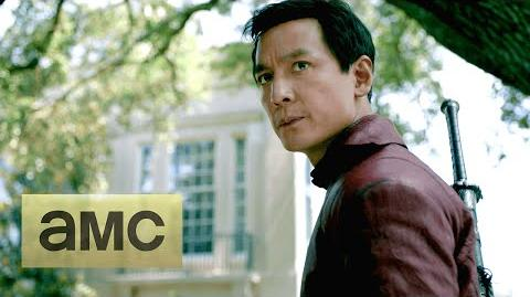 Sneak Peek Episode 103 Into the Badlands White Stork Spreads Wings