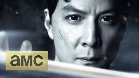 Trailer First Look Into the Badlands Series Premiere