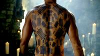 Sunny's tattoos