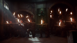 Wolf's Breath, Dragon Fire