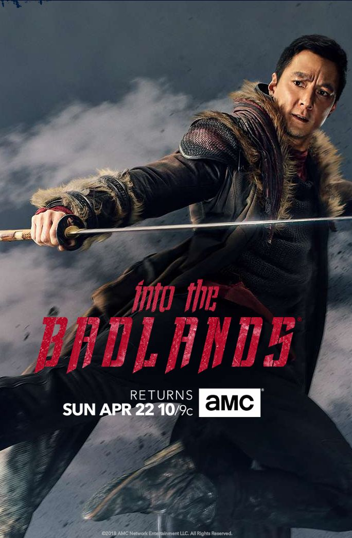 into the badlands bajie and the widow