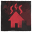 Cabin fever icon