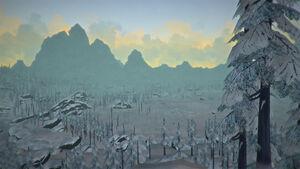 Pleasant Valley landscape