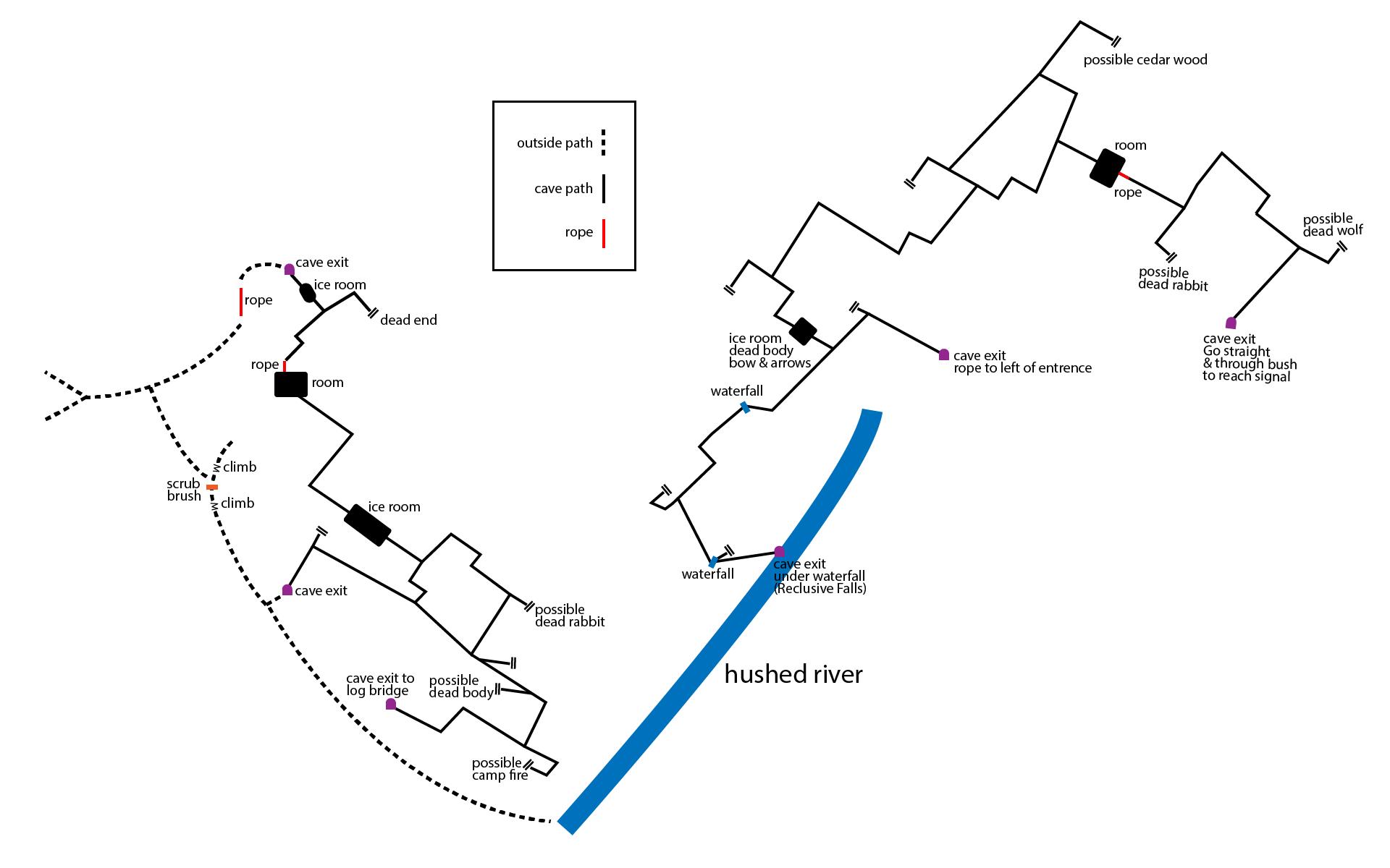 Ice cave | The Long Dark Wiki | FANDOM powered by Wikia