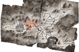 Mystery Lake region  The Long Dark Wiki  FANDOM powered by Wikia