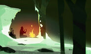 The Long Dark - Fireplace