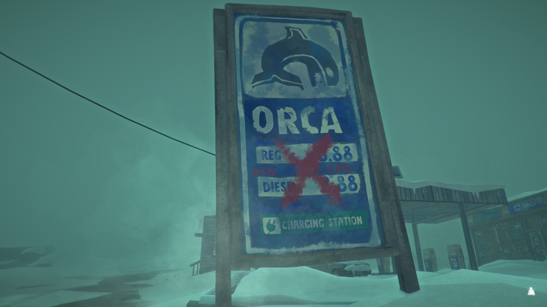 Orca Gas Station The Long Dark Wiki Fandom Powered By Wikia