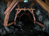 Cinder Hills Coal Mine