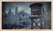 Mountain town titlecard
