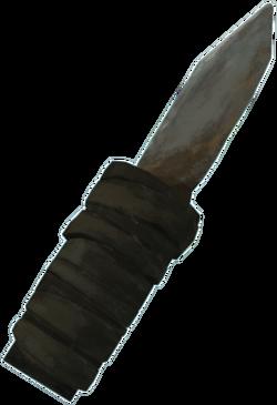 Improvised Knife