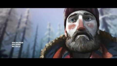 The Long Dark - Episode 2 (Luminance Fugue) Opening Credits