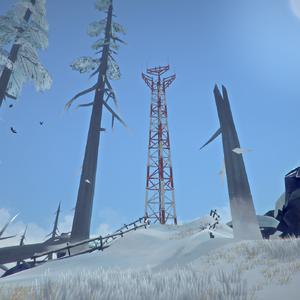 Shortwave Tower