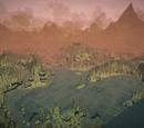 Mystery Lake (location)