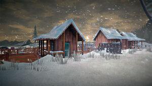 Fishing Camp - fishing cabins