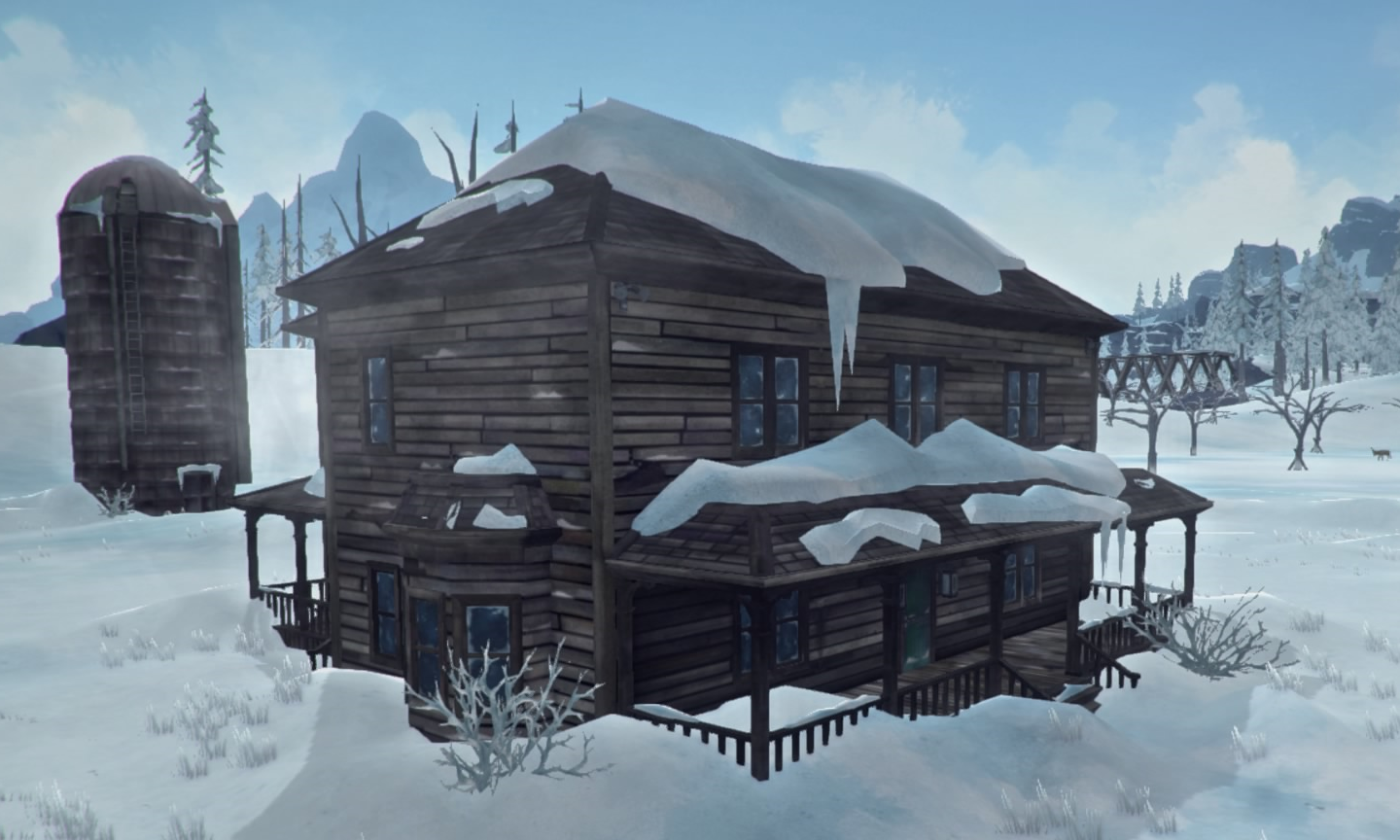 Pleasant Valley Farmstead The Long Dark Wiki Fandom Powered By Wikia