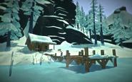 Lone Lake Cabin