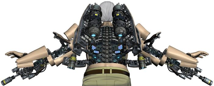 Inuyashiki-weapons-back
