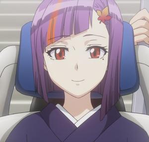 Momiji Himehagi