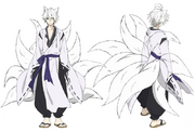 Early Soushi Anime Color Concept 1