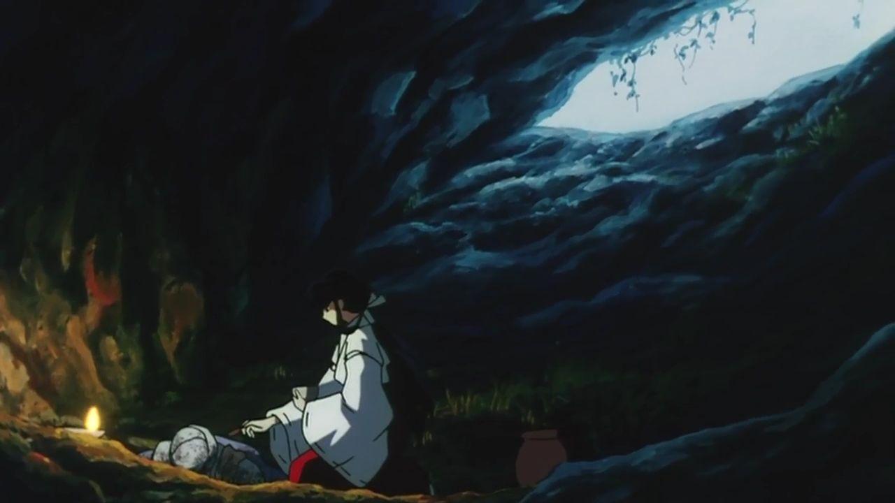 onigumo s cave inuyasha fandom powered by wikia