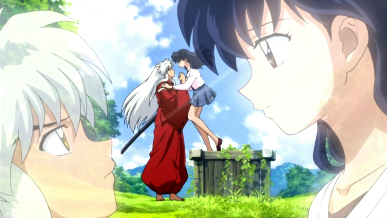 100 Photos of Anime Inuyasha And Kagome
