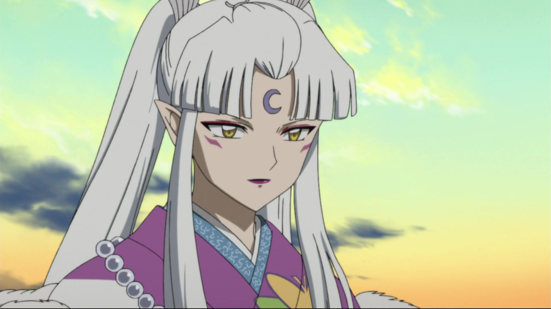 Sesshōmaru S Mother Inuyasha Fandom Powered By Wikia