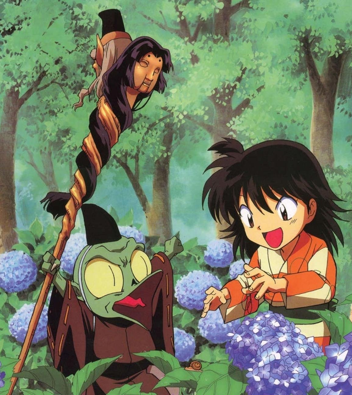 Inuyasha Episode Jaken Meets Sesshomaru / Season 3 Episode