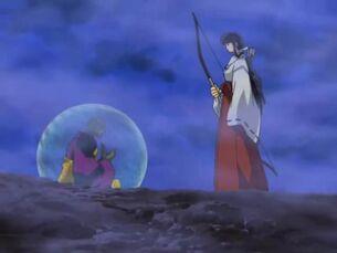 Hakushin y Kikyo